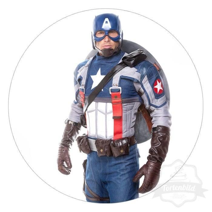 captainamerica tortenbild