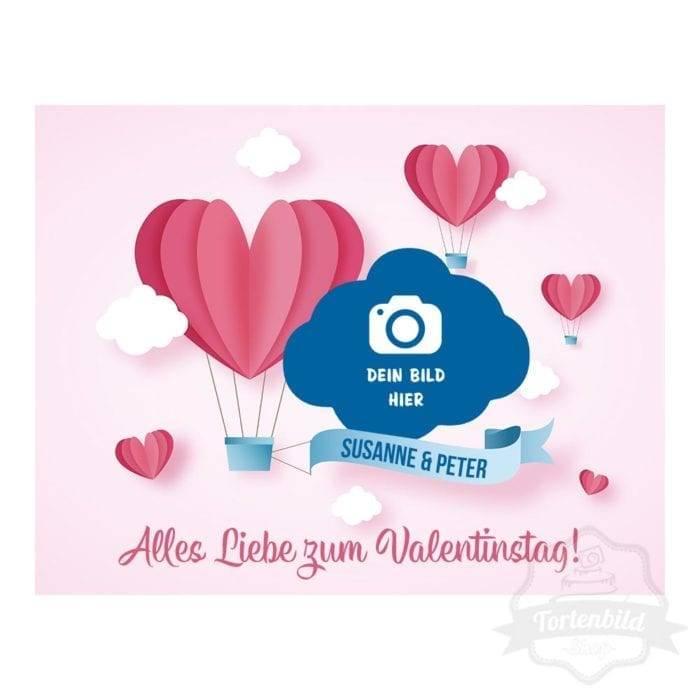 tortenbild_liebe_valetinstag_ballon_eckig_leer