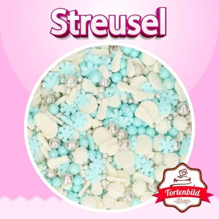 Zuckerstreusel Frozen