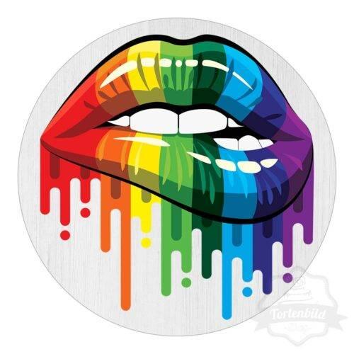 tortenbild-pride-lips